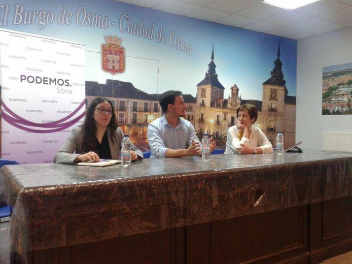 Podemos de CyL consigue la aprobación de la construcción de un nuevo Centro de salud en El Burgo de Osma. Podemos Castilla y León