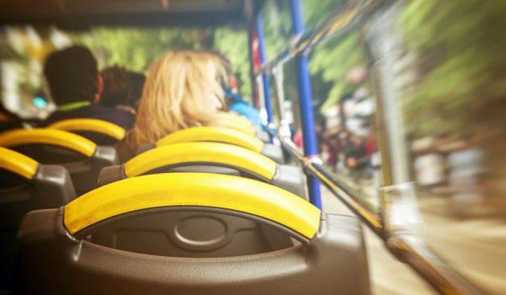 Foto 1 - Sube un 1,2% el número de usuarios del autobús urbano en CyL en agosto, con 4,23 millones