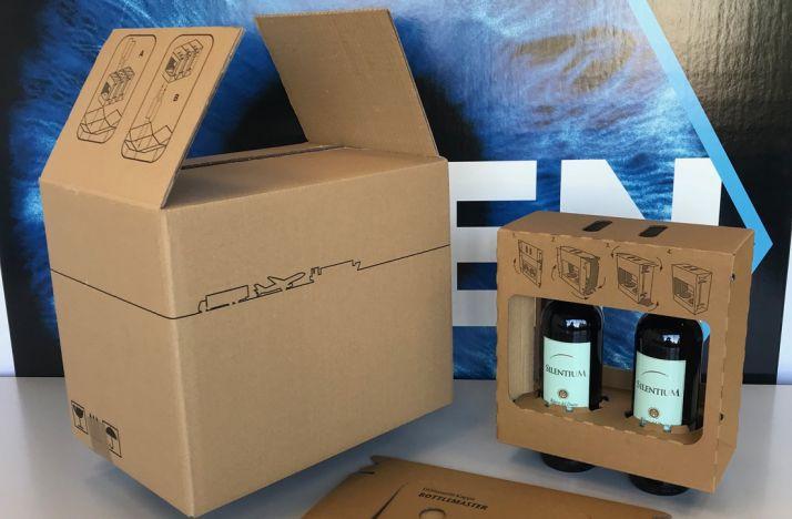 Bodegas Castillejo de Robledo reduce un 80% el riesgo de rotura en el envío de botellas con un nuevo embalaje