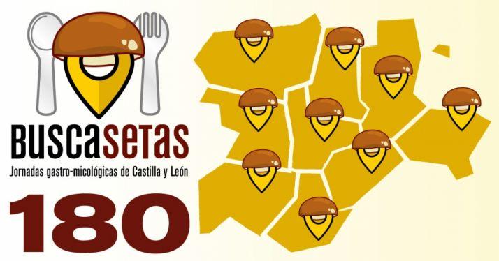 Más de 180 establecimientos adheridos en CyL. /Jta.