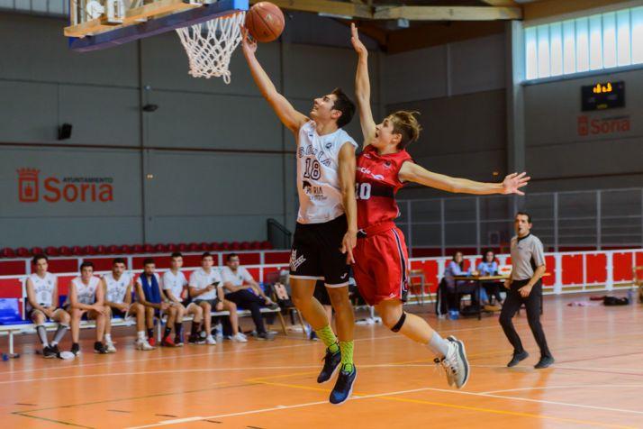 Este fin de semana debuta el CSB Senior Soria Ciudad del Deporte