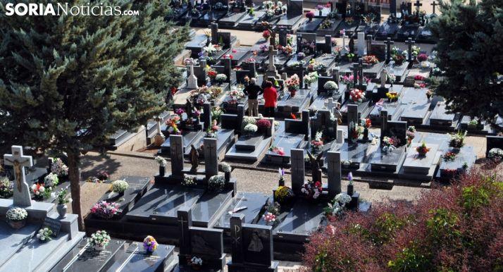 Imagen del cementerio de la capital. /SN