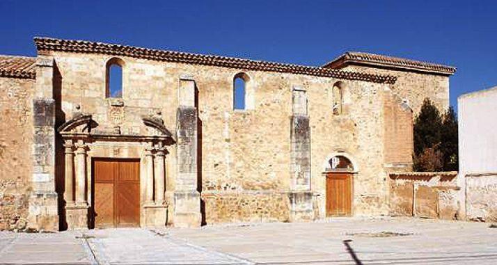 Una imagen del monasterio.