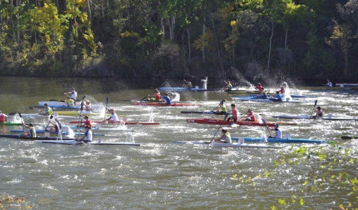 Foto 1 - 20 clubes y más de 225 inscritos para la Regata de San Saturio