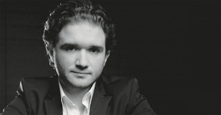 El pianista Eduardo Fernández.
