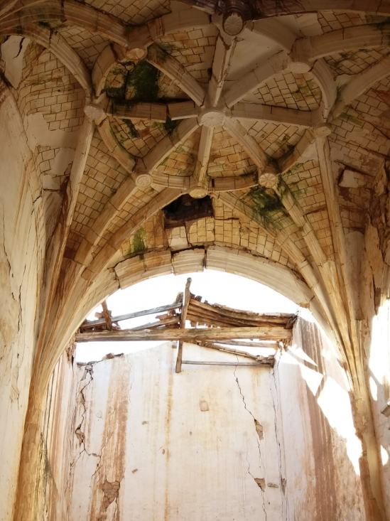 Foto 2 - Continúan los asaltos y robos en las iglesias sorianas