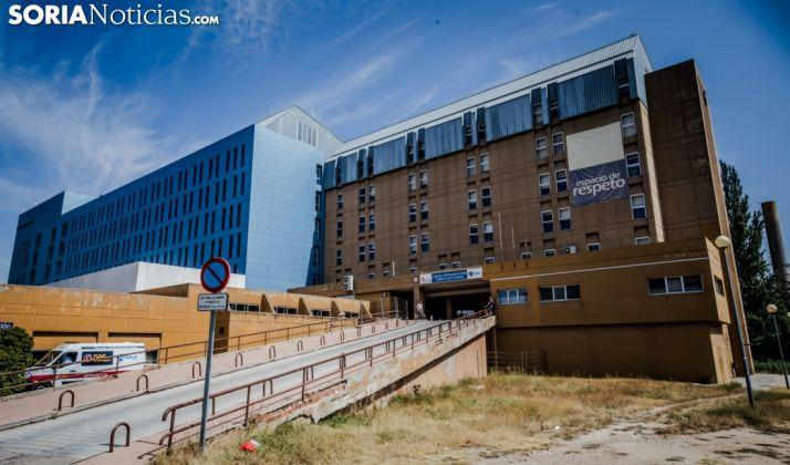 Una imagen del centro hospitalario. /SN