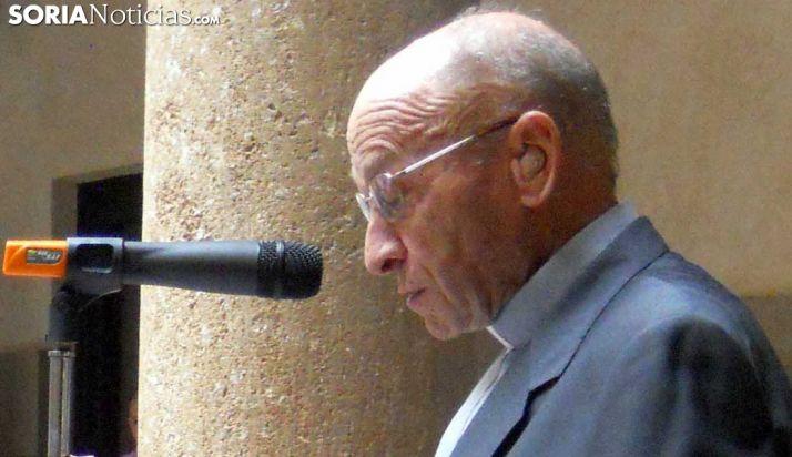 El misionero agredeño José Luis Ruiz. /SN