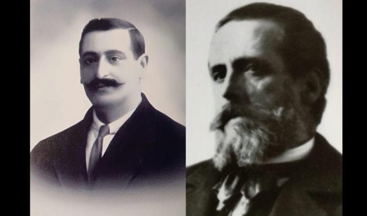 Apolinar Garijo y Juan José García. /OnPhoto