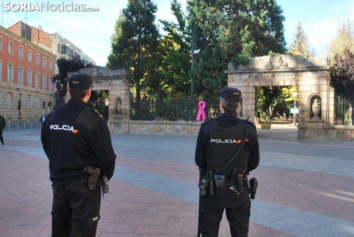 Foto 1 - Barcones se compromete a recuperar nivel de efectivos policiales de 2.011 en CyL