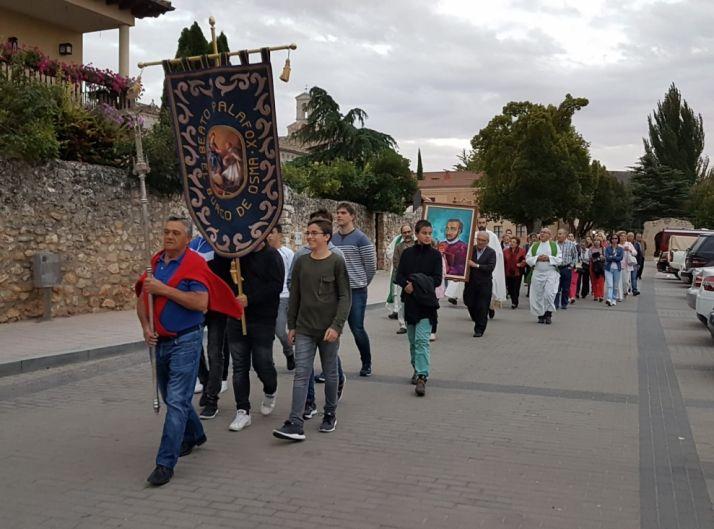 Foto 1 - La parroquia de El Burgo celebra al beato Palafox