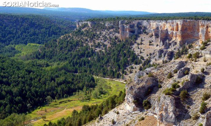 Foto 1 - La Junta invierte 5,7 M€ en la primera fase del Programa de Infraestructuras Turísticas en Áreas Naturales
