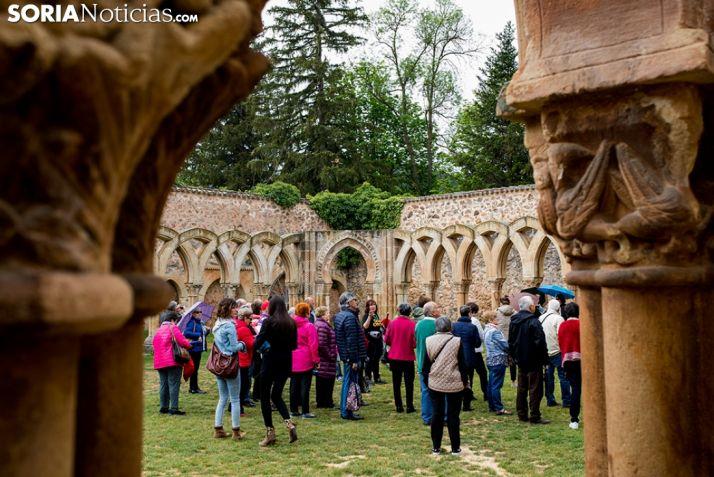 Turismo en los arcos de San Juan. SN