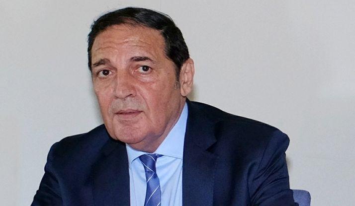 Antonio María Saéz Aguado, consejero de Sanidad. /Jta.