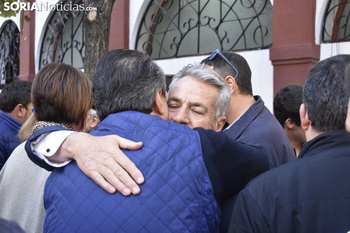 Homenaje a José Luis Palomar.