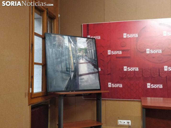 Foto 2 - 7 horas para pintar el mejor cuadro de Soria y 5.000€ en premios