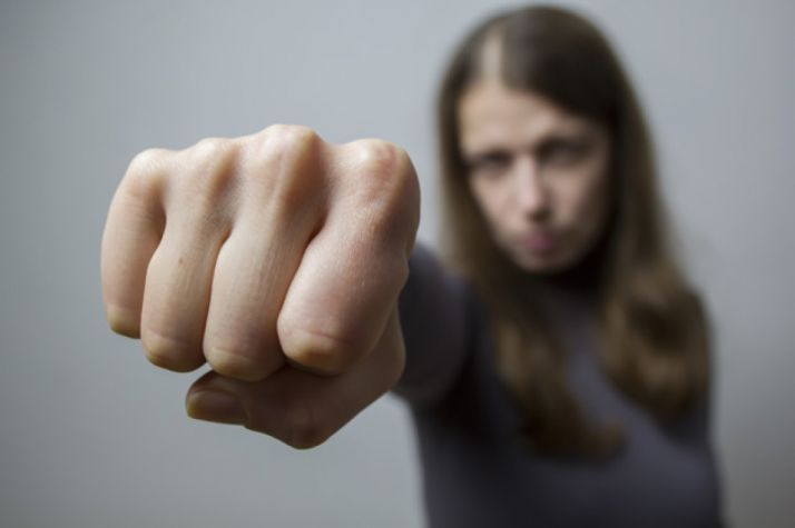 Pandora Soria realiza talleres de autodefensa en la UVa.