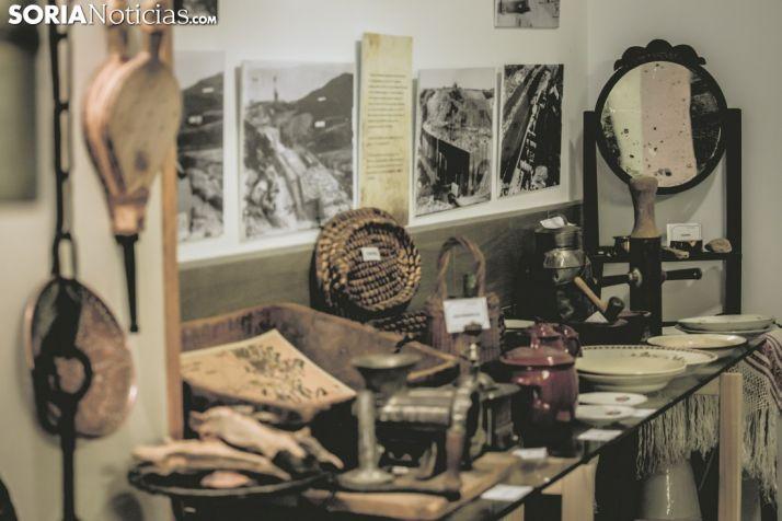 Exposición de La Muedra. Carmen de Vicente