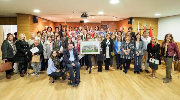 Imagen de la jornada celebrada este lunes en Valladolid. /Jta.