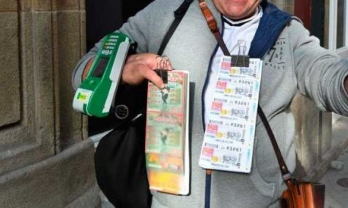 Foto 1 - La ONCE reparte 40.000 euros en Soria