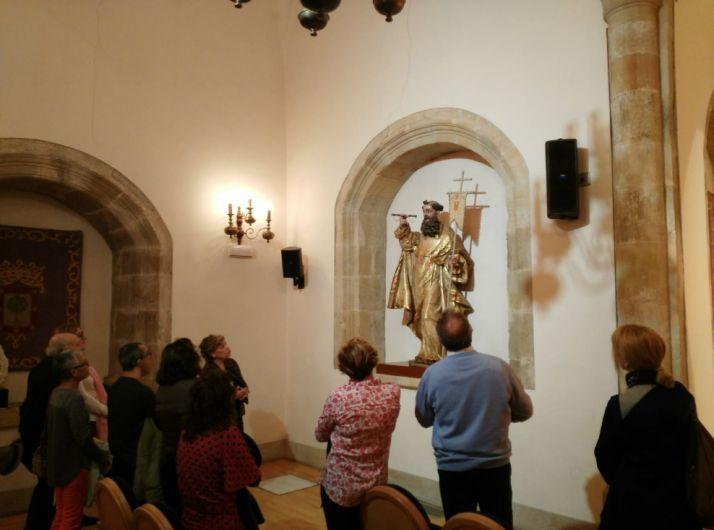 Nuestra Señora de la Merced. Diputación
