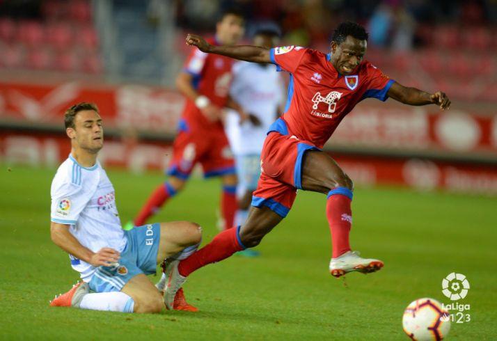 3 puntos y un chute de confianza (Crónica del Numancia 1 Zaragoza 0)