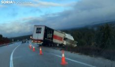 El vehículo tras el acccidente. /SN