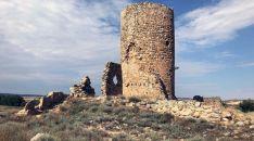 Una imagen de la torre. /Jta.