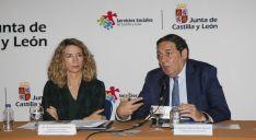 Alicia García y Antonio Mª Sáez, consejeros de Familia y de Sanidad respectivamente. /Jta.