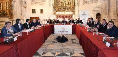 Consorcio del Camino del Cid este jueves en Burgos.
