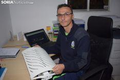 Juan Antonio del Amo Cabrerizo, director técnico de la empresa Serbiam. SN