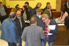 Plan Soria y Planes Provinciales centran una nueva reunión del Consejo de Alcaldes