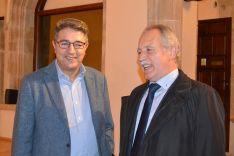 Foto 3 - Plan Soria y Planes Provinciales centran una nueva reunión del Consejo de Alcaldes