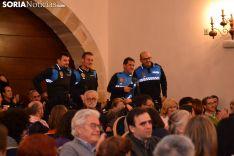 Una de las imágenes de esta noche en la Tirso de Molina. /SN