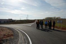 Foto 2 - La Diputación invierte 1,1 M€ en la mejora de carreteras provinciales en el entorno de Rioseco