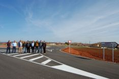 La Diputación invierte 1,1 M€ en la mejora de carreteras provinciales en el entorno de Rioseco