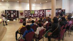 Foto 3 - Cien personas celebran el Día de los Derechos de la Infancia en Vinuesa