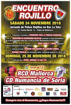 Foto 2 - Mallorca estará este sábado mucho más cerca de Soria gracias al fútbol