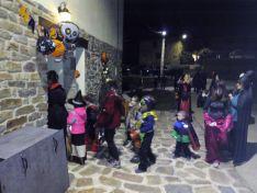 Halloween Pochanco en Ventosa de San Pedro.