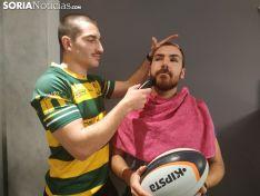 El Ingenieros de Rugby es el embajador en Soria del movimiento Movember, que pretende concienciar sobre las enfermedades masculinas y recaudar fondos.