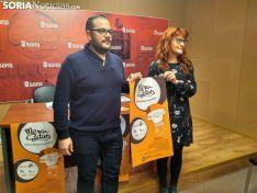 José Antonio Vega y Ana María Calvo. /SN