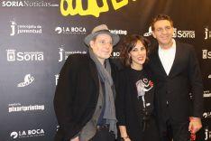 Gala inaugural de la XX edición del Certamen de Cortos de Soria en el Palacio de la Audiencia. SN