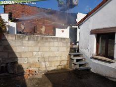 Incendio en Navaleno