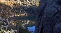 Imagen de la laguna este mismo otoño. /SCG