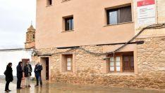Exterior del inmueble municipal rehabilitado. /Jta.