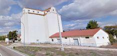 Imagen del silo de San Esteban de Gormaz.