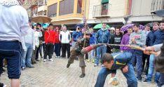 Fiesta del Zarrón, en Almazán, que será el 17 de mayo del año que viene.