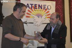 Entrega del premio Mónico Vicente.