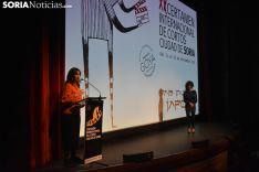 Gala homenaje a Japón del Certamen de Cortos.