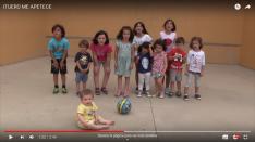 Una imágen de uno de los vídeos